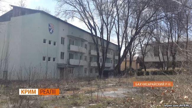 База Таврії в Криму