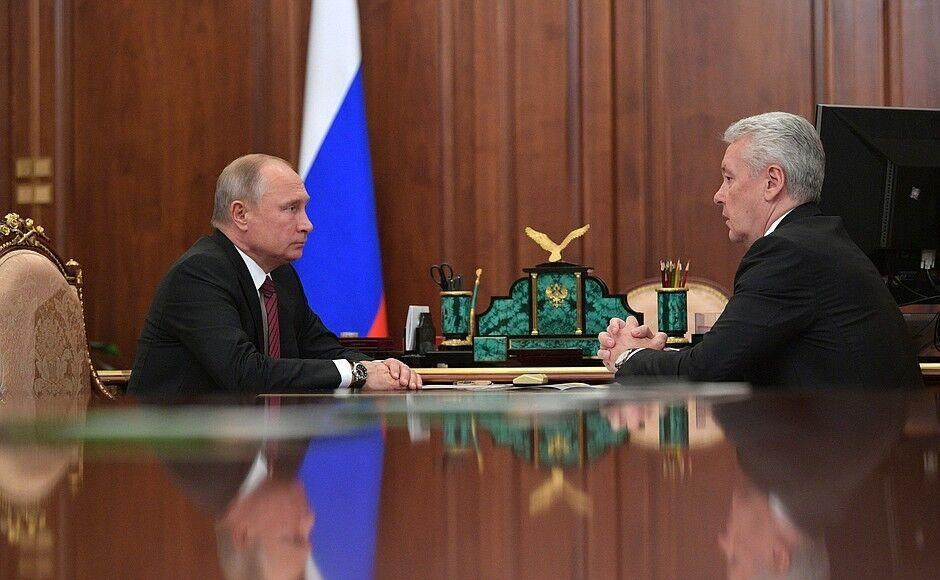 Путін виступив із нахабною заявою про Крим