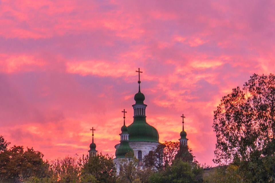 Видатні собори, церкви і храми у Києві