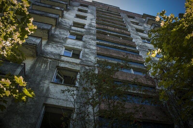 Як виглядає знамените ''мертве'' місто України восени: фото