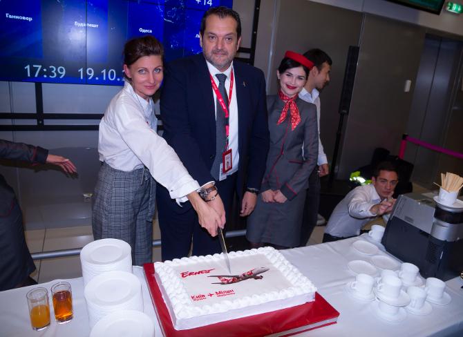 Популярний лоукостер запустив із Києва нові рейси