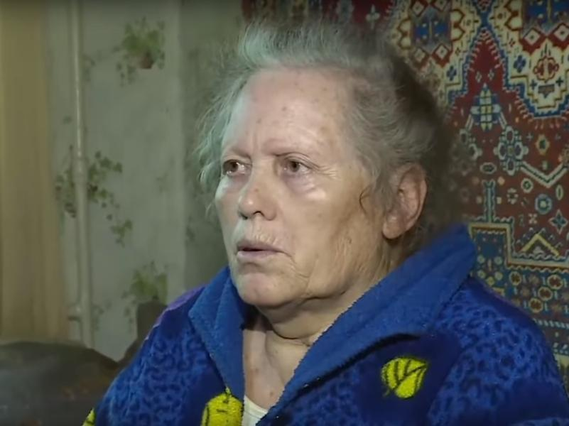 Бабуся Влада Рослякова