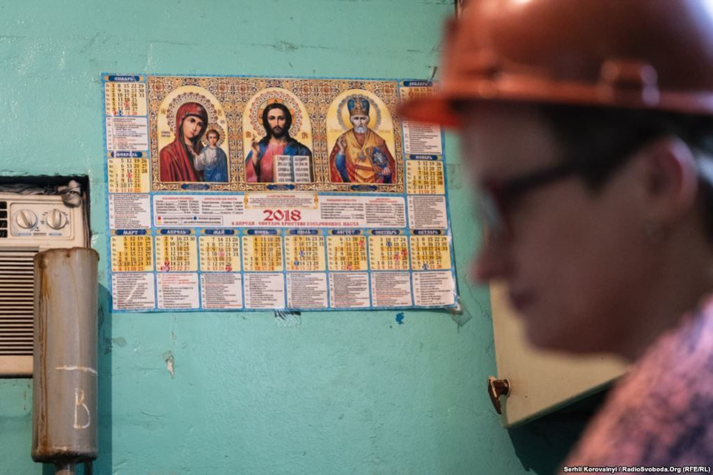 Як працюють шахтарі в Україні: яскравий фоторепортаж