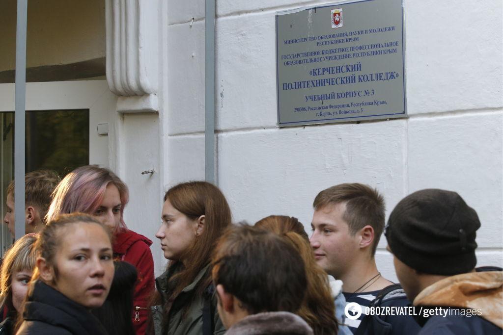 Кривава бійня в Керчі: дітей врятував жарт