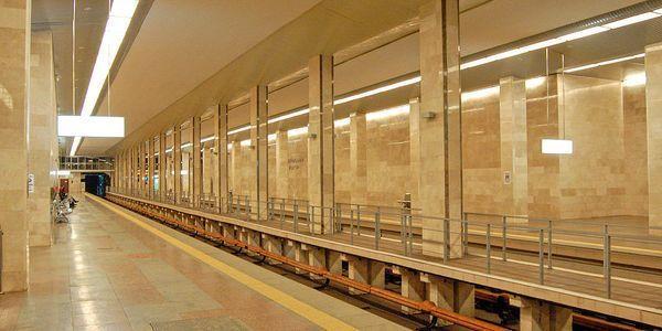 В Киеве внезапно закрыли одну из станций метро
