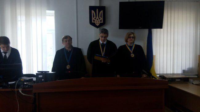 Суд над Корниловым