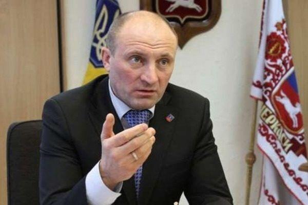 Мэр Анатолий Бондаренко
