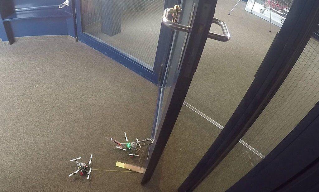 Врятують під час лих: дронам придумали незвичайне застосування
