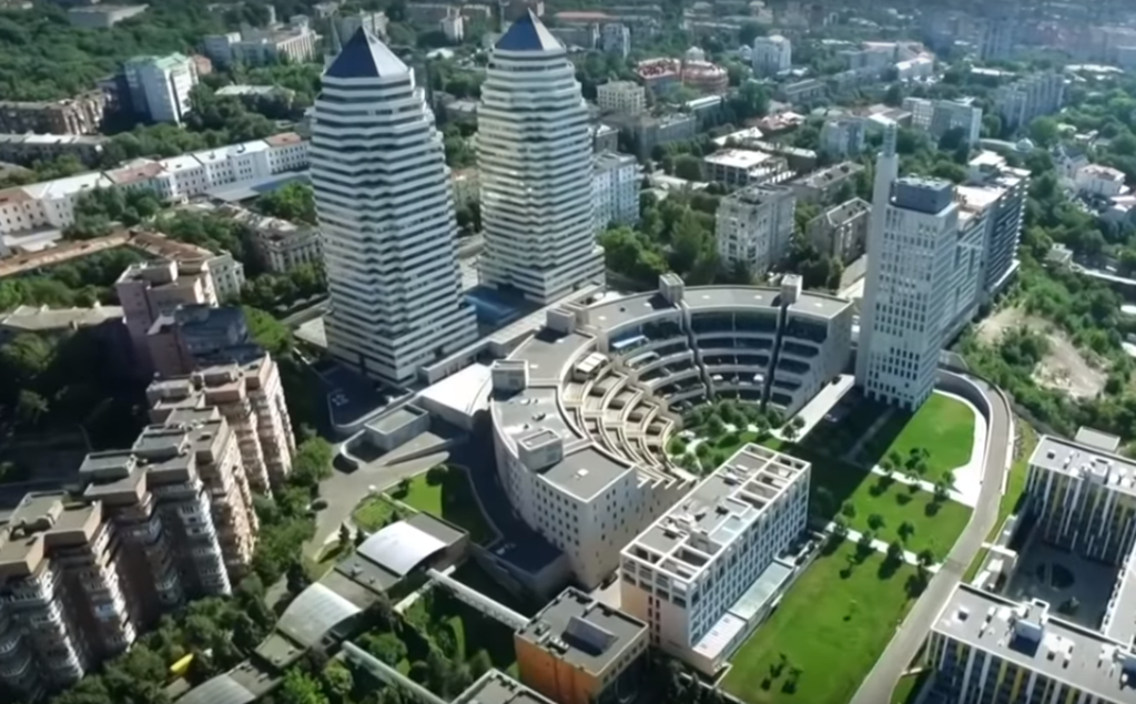 Іспанська ліга випустила ролик про Україну