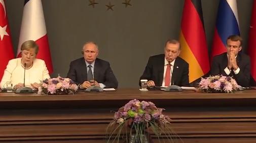 ''Россия уничтожит!'' Путин в Турции выступил с громким заявлением