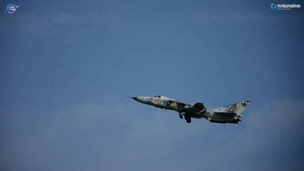 Повітряні сили України посилили потужними літаками: чим багаті
