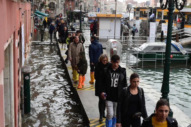 Венеция утонула: Италию накрыл смертоносный ураган