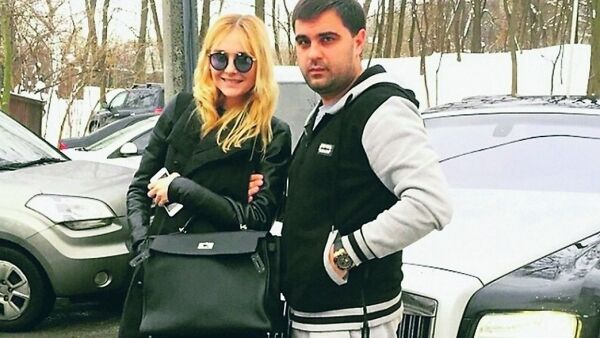 Снежана Онопка и Николай Щур