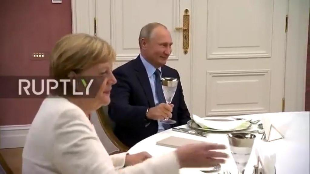 Подмечена новая иллюзия с Путиным