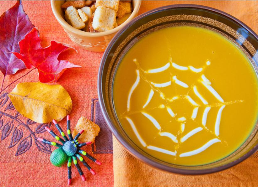 Топ-3 простых блюд на Хэллоуин-2018