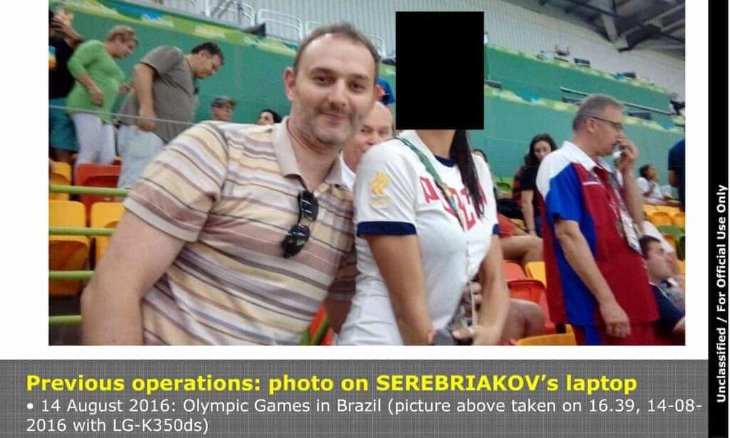 Евгений Серебряков