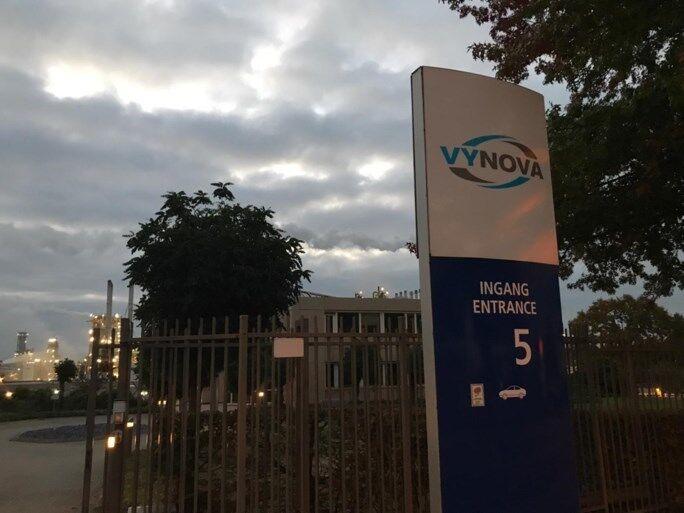 Взрыв на химзаводе в Бельгии