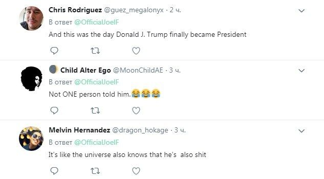 Трамп вкотре публічно осоромився