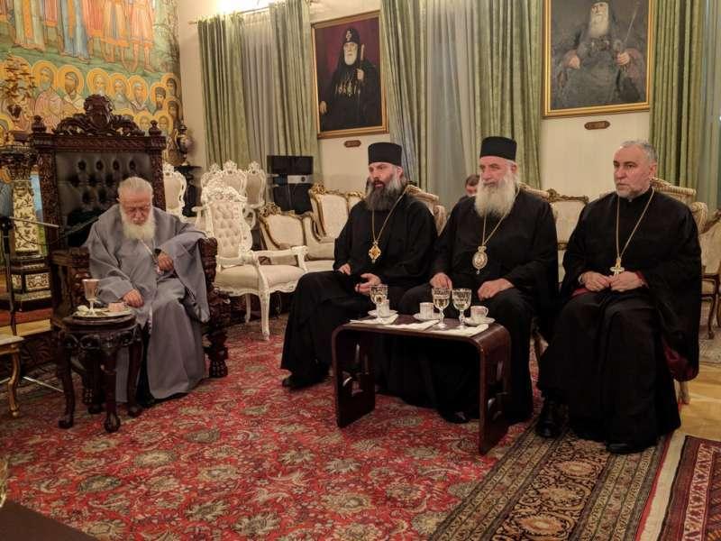 ''Это залог единства'': патриарх Грузии поддержал Украину на пути к автокефалии