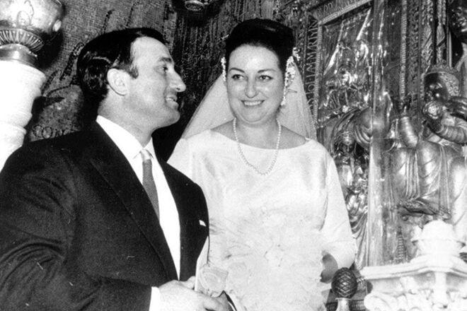 Весілля Кабальє
