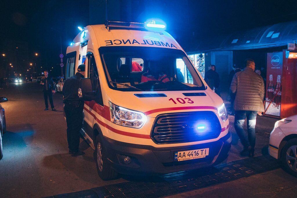 У Києві клієнти влаштували стрілянину в кафе