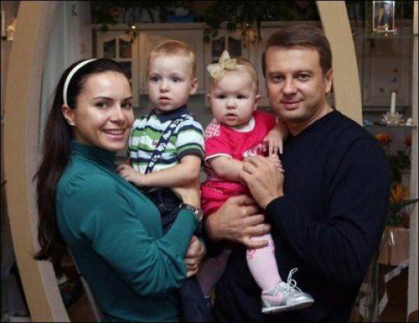 Тимофей Нагорный и Лилия Подкопаева