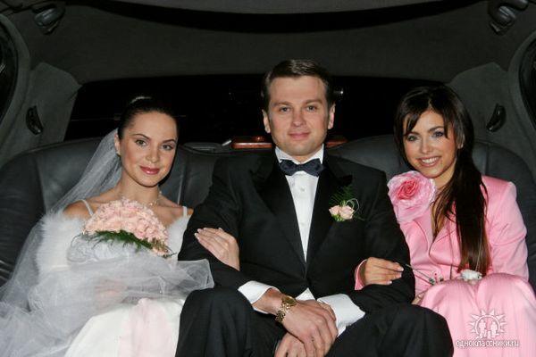Свадьба Нагорного и Подкопаевой