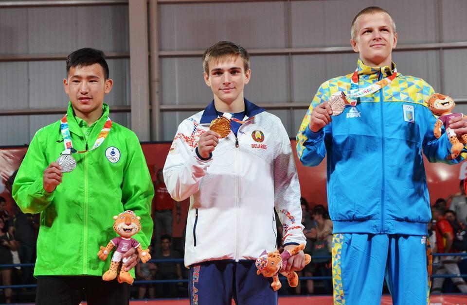 Украина завоевала первую медаль на Юношеской Олимпиаде