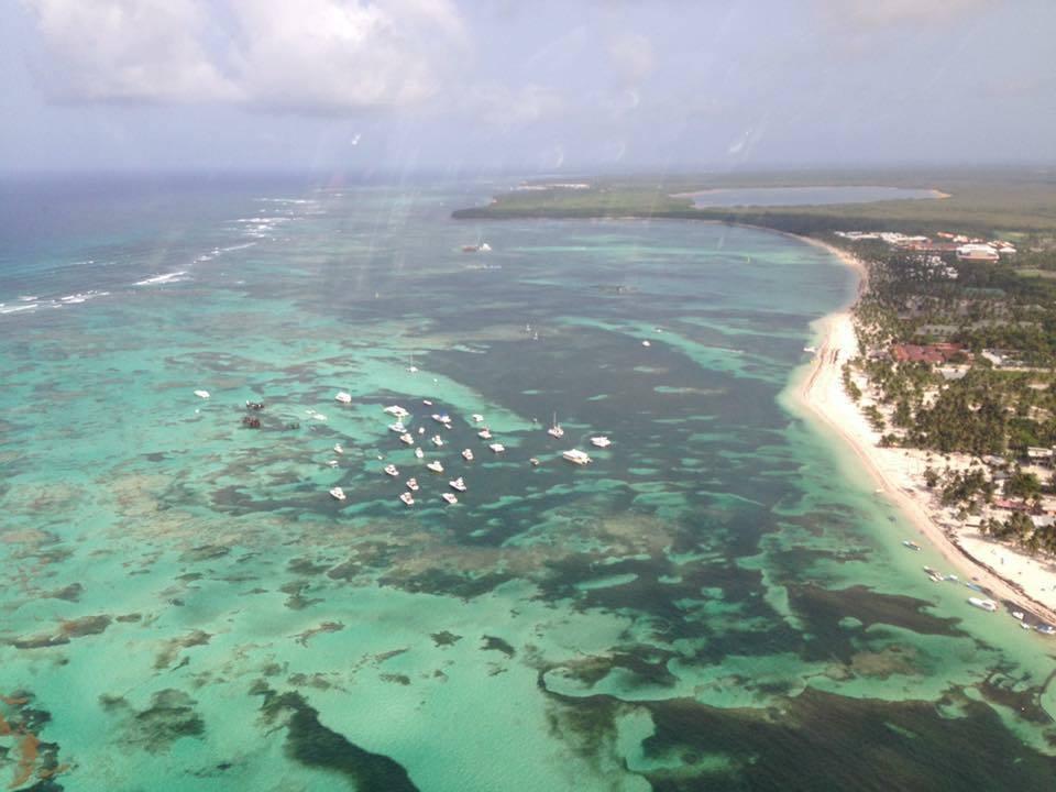В сети показали яркие фото из Доминиканской республики