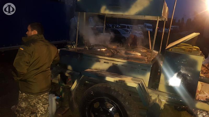 На складах в Ичне новая волна взрывов: фото и видео с места ЧП