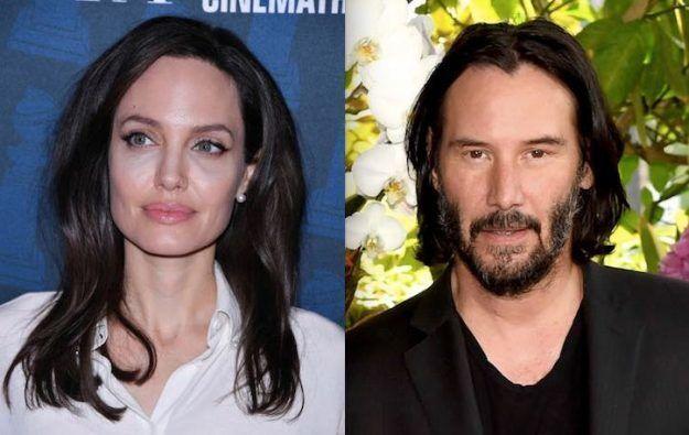 СМИ: Джоли закрутила роман с известным голливудским холостяком