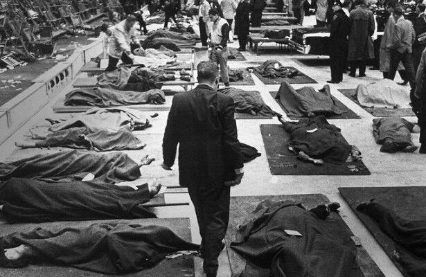 Трагедия в Колизее