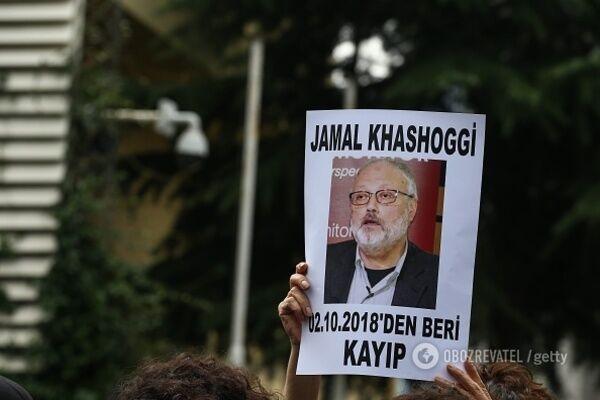 Растворили в кислоте: появились жуткие подробности убийства Хашогги