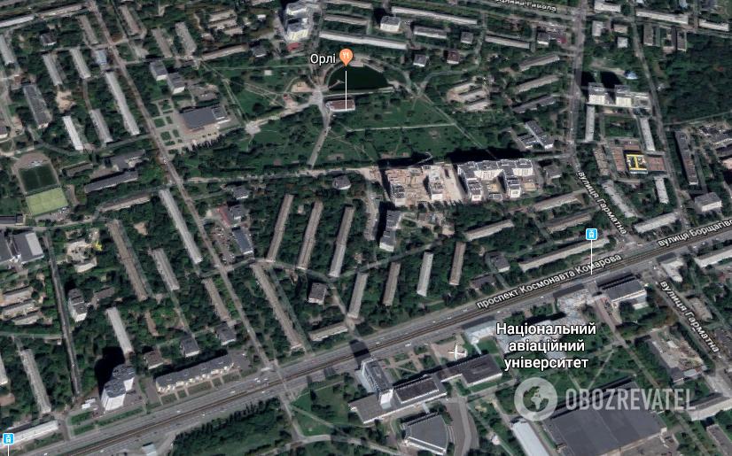 ЧП произошло на ул. Василенко