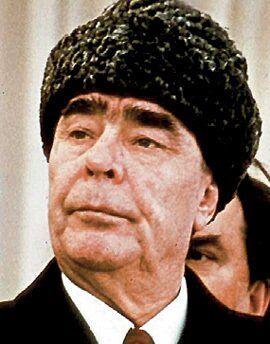 Леонид Брежнев