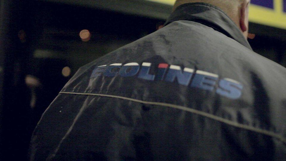 Водитель Ecolines зверски избил пассажира
