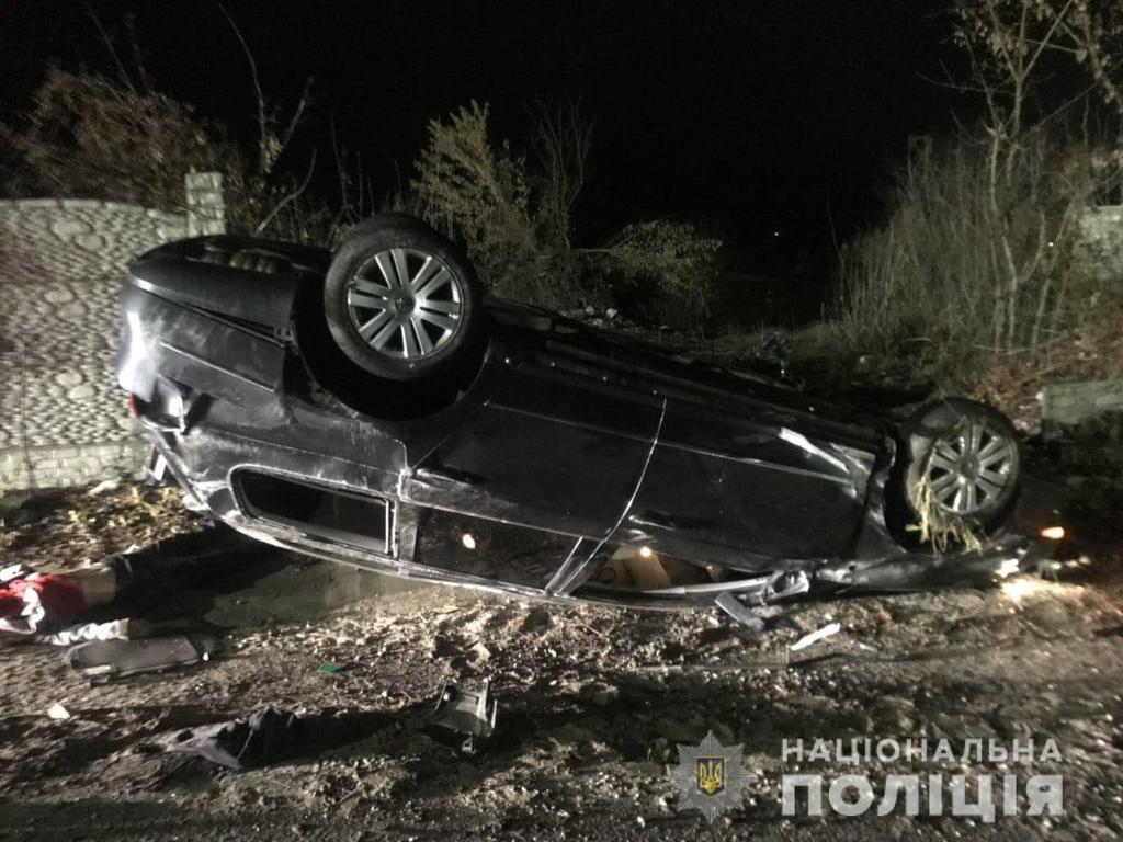 Викрав авто і вбив подружку: подробиці ДТП із підлітками на Харківщині