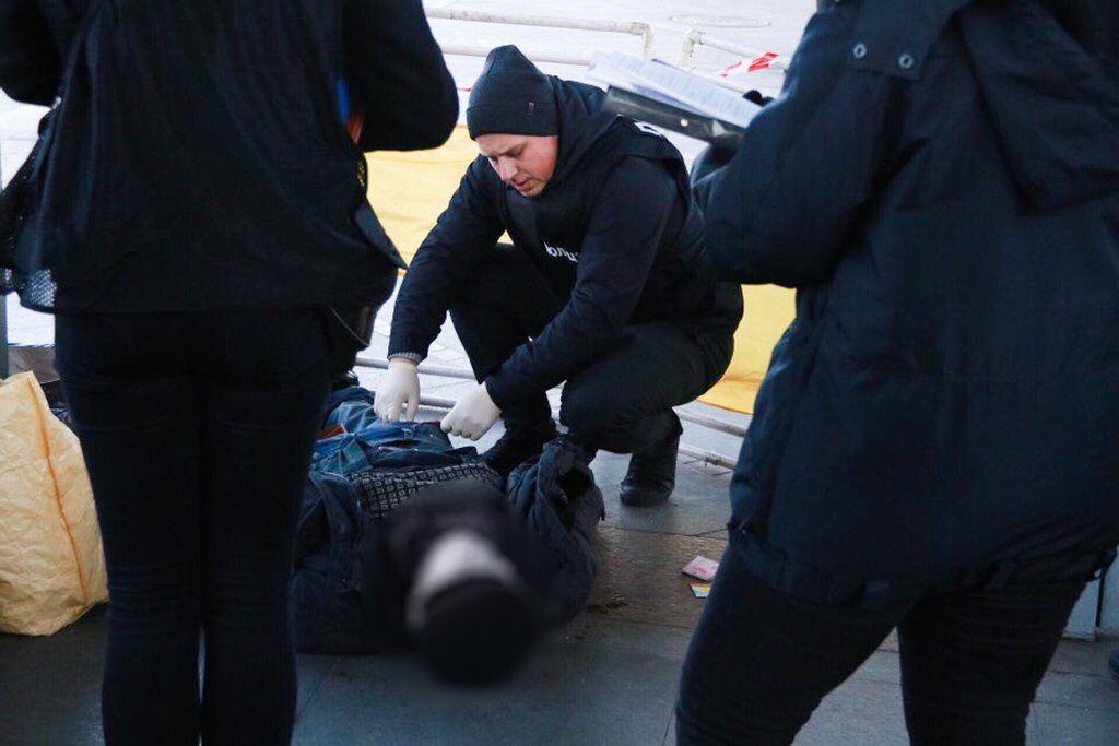 У Києві на вокзалі виявили труп: подробиці НП