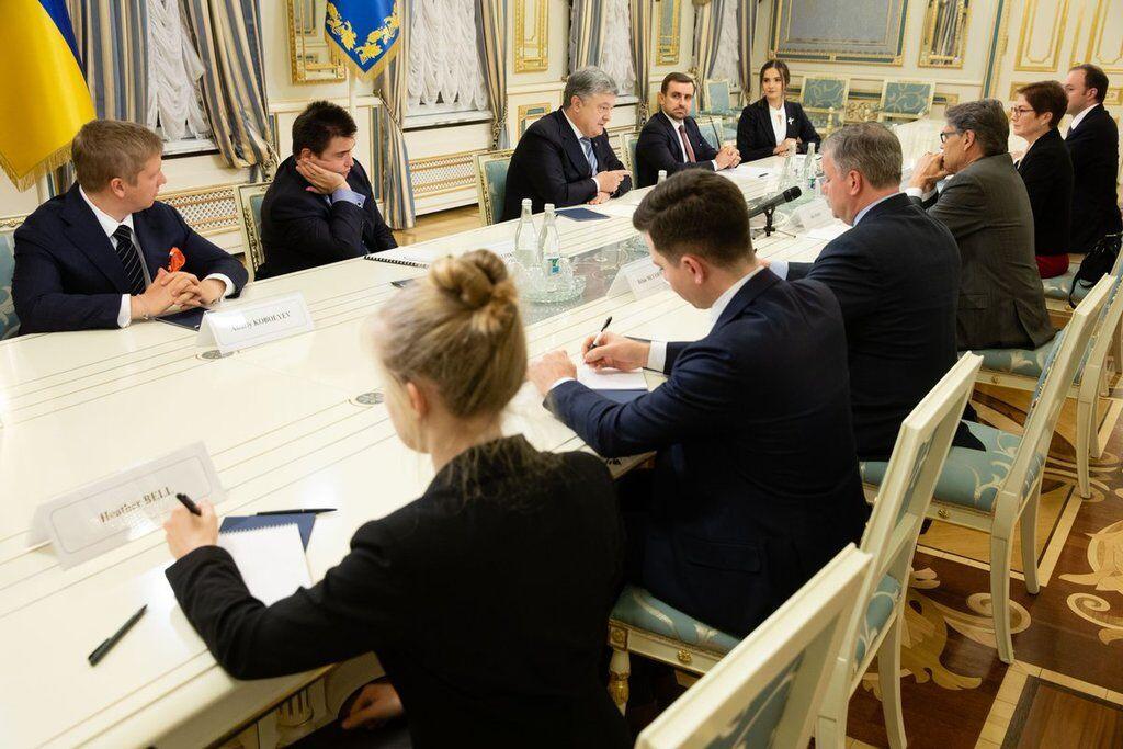 Украина объединилась с США против идеи РФ
