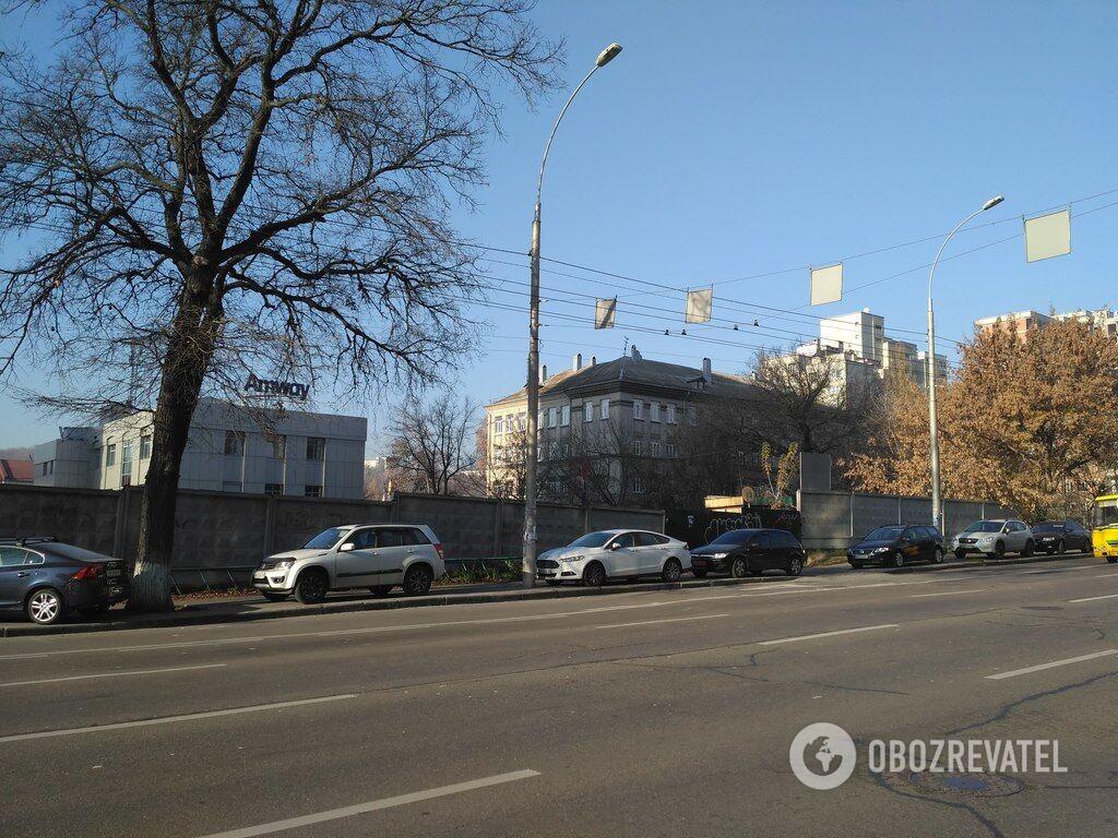 В шаге от катастрофы: строительство в центре Киева грозит серьезными последствиями