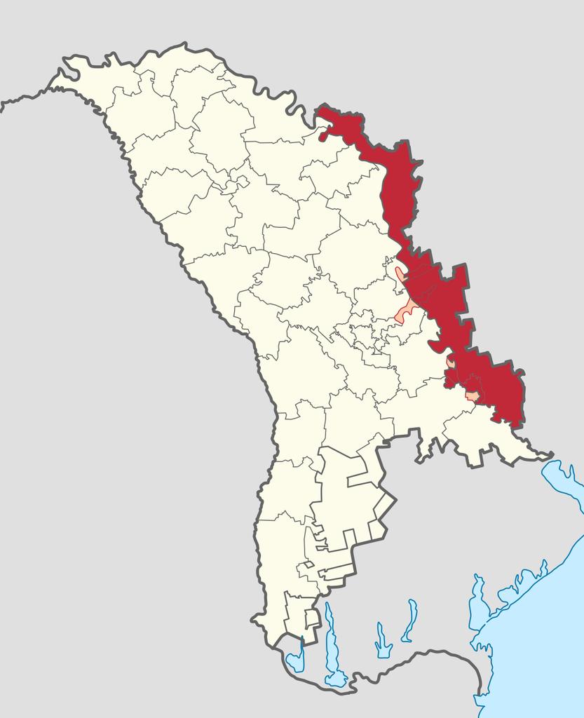 Приднестровье до сих пор остается зоной замороженного конфликта