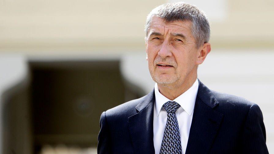 Прем'єр-міністр Чехії Андрій Бабиш