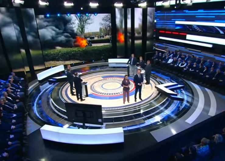 ''Замерзают без нашего газа'': на росТВ размечтались об отопительном коллапсе в Украине