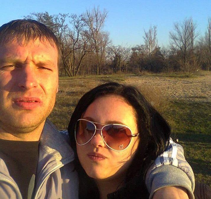 Сергій і Даша Левченки