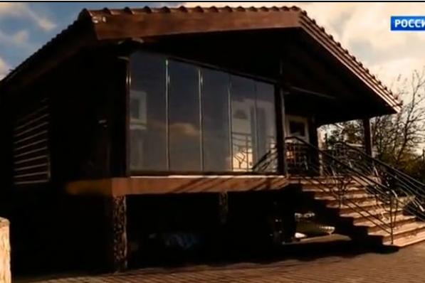 Милявская продемонтрировала свой роскошный особняк в Болгарии