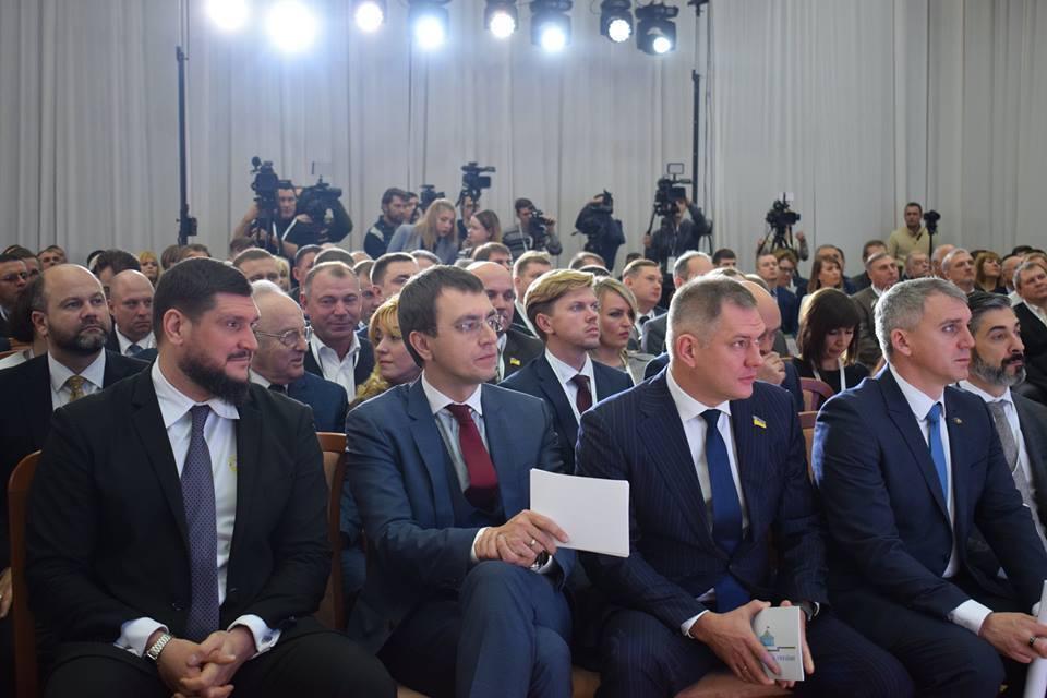 """""""Новаторський регіон"""": Савченко виступив на IV Миколаївському екофорумі"""