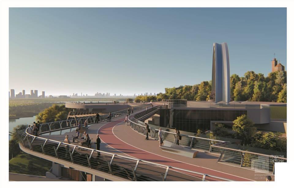 ''Дуже круто'': у Києві почнуть будувати ще один міст