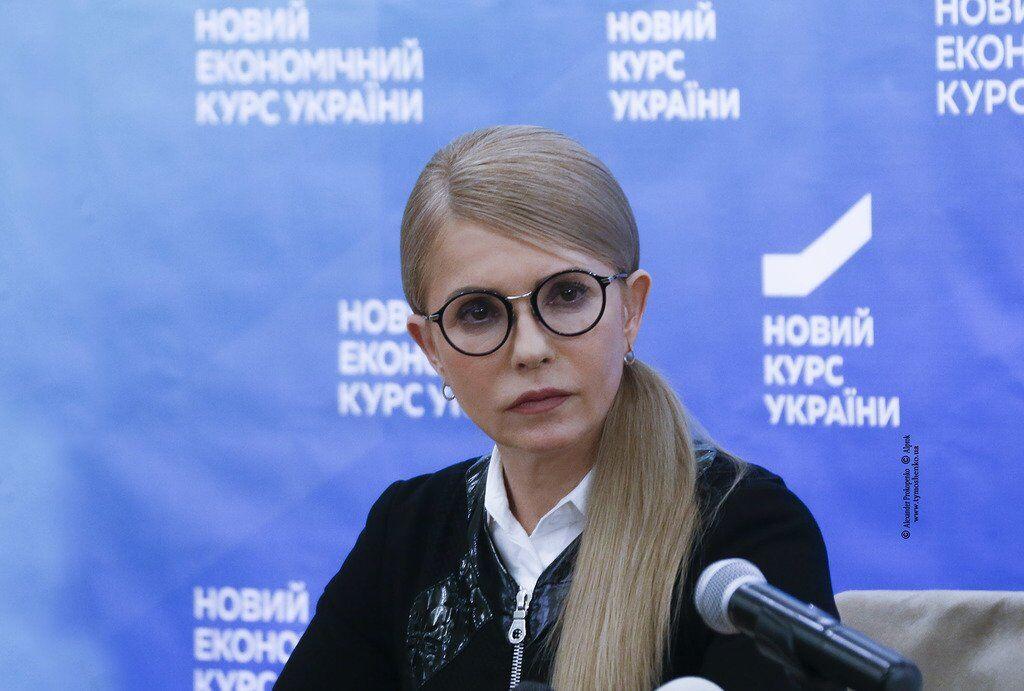 Рейтинги отражают реальное лидерство Тимошенко — политолог