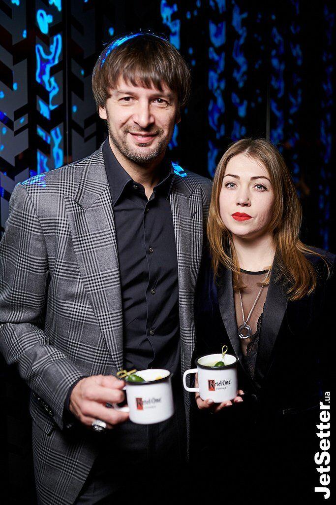 Олександр Шовковський та Марина Кутєпова