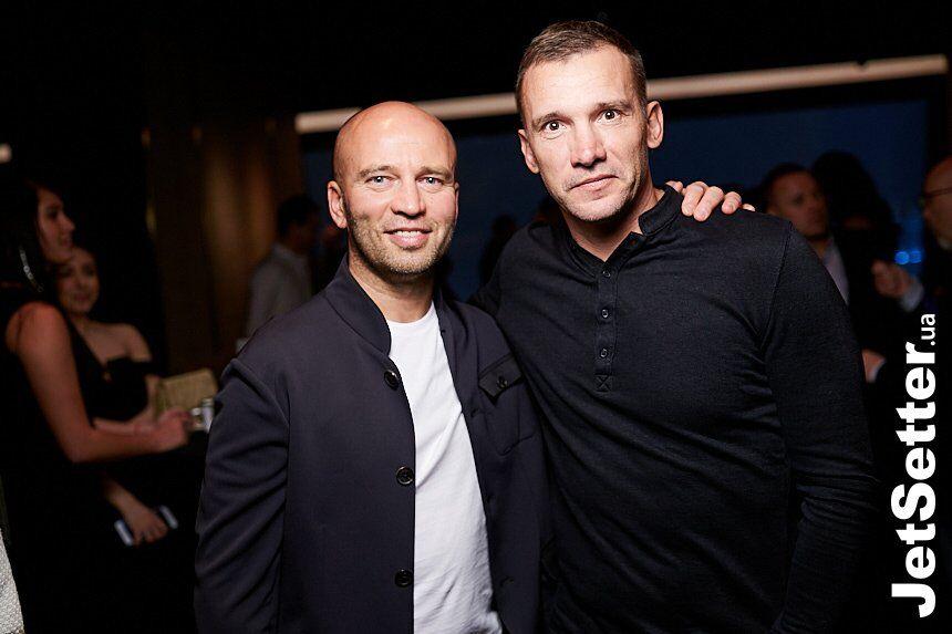 Руслан Олексенко и Андрей Шевчненко
